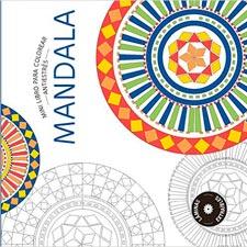 Libros para colorear MANDALAS FÁCILES PARA COLOREAR